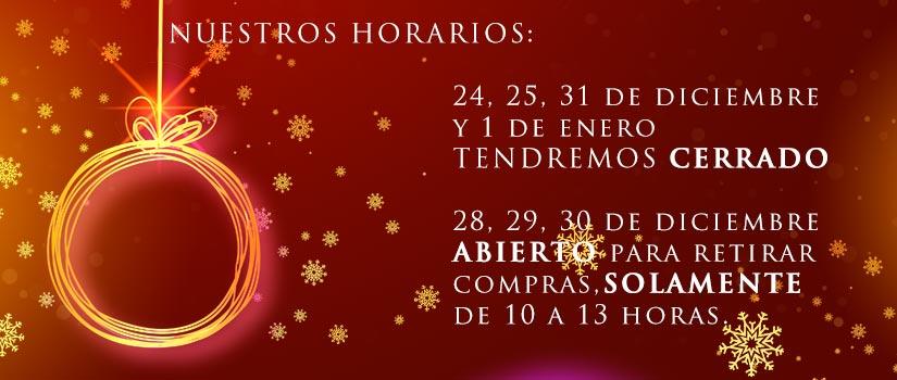 Fiestas_Horario