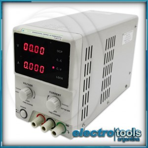 Fuente De Laboratorio Regulable 30v. 5a. Kethor KD3005D